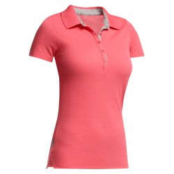 Tech Lite SS Polo Women