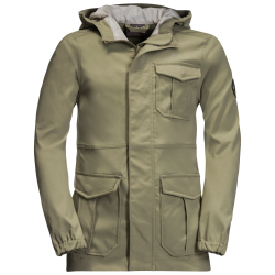 Jack Wolfskin - LAKESIDE SAFARI JACKET KIDS