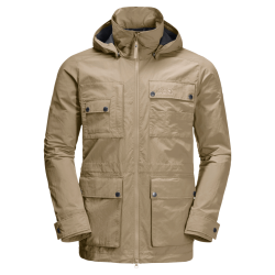 Jack Wolfskin - LAKESIDE SAFARI JACKET M