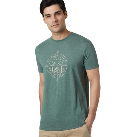 Tentree - Support Classic T-Shirt M's