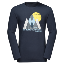 MOUNTAIN LONGSLEEVE M