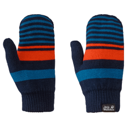 CROSS KNIT MITTEN KIDS