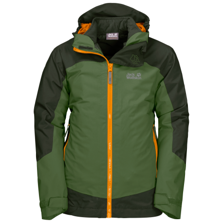 Jack Wolfskin - ROPI 3IN1 JACKET BOYS