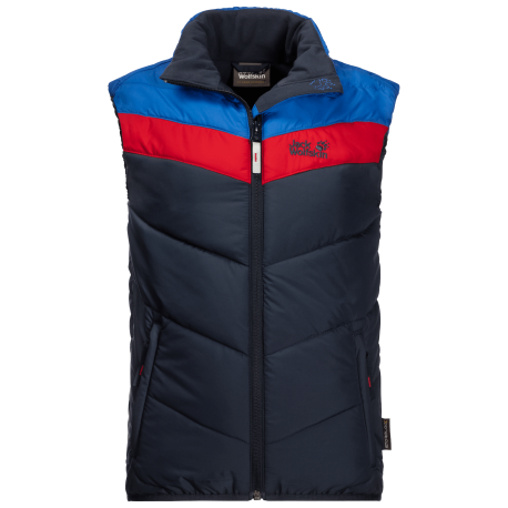 Jack Wolfskin - THREE HILLS VEST KIDS