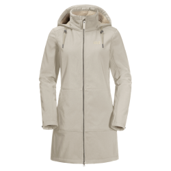 Jack Wolfskin - WINDY VALLEY COAT W