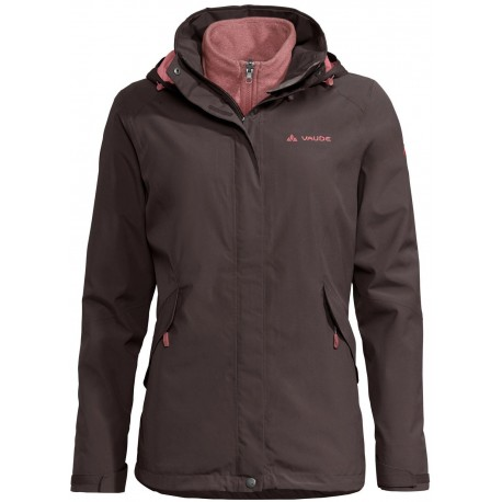 Vaude - Wo Rosemoor 3in1 Jacket