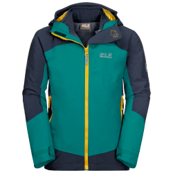Jack Wolfskin - ROPI 3IN1 JACKET KIDS