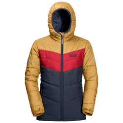 Jack Wolfskin - THREE HILLS JACKET KIDS