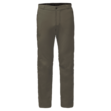 Jack Wolfskin - ACTIVATE THERMIC PANTS MEN
