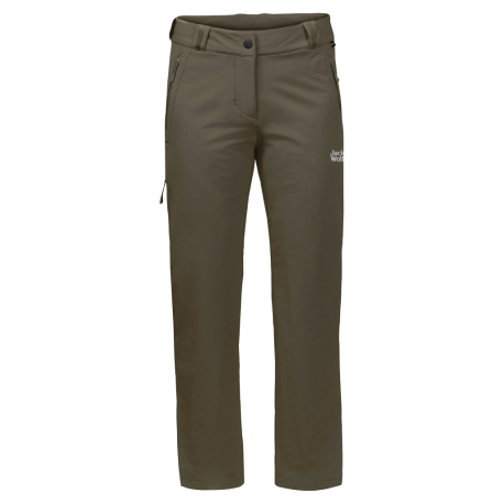 Jack Wolfskin - ACTIVATE THERMIC PANTS WOMEN