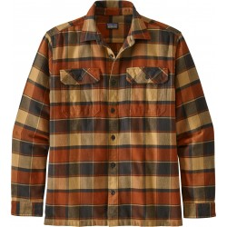 Patagonia - M's Long-Sleeved Fjord Flannel Shirt