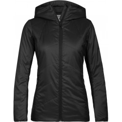 Icebreaker - W Helix Hooded Jacket