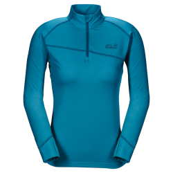 ACTIVE ZIP SHIRT XT W