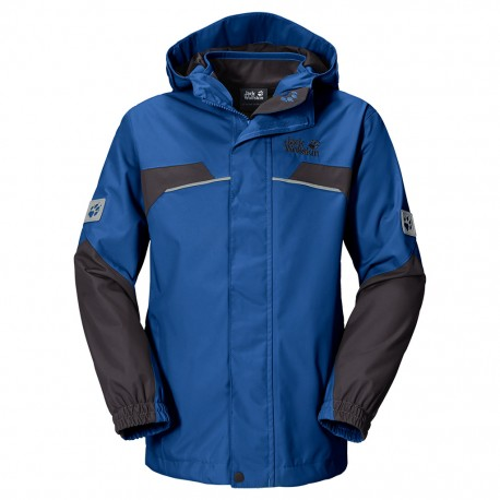 Jack Wolfskin - BOYS TOPAZ WINTER JACKET