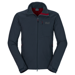 FOGGY MOUNTAIN SOFTSHELL JKT M