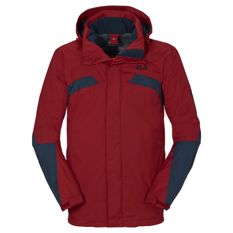 Jack Wolfskin - TOPAZ JACKET MEN II