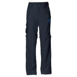 KIDS MOSQUITO ZIP OFF PANTS