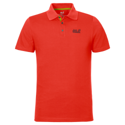 Jack Wolfskin - PIQUE FUNCTION 65 POLO M