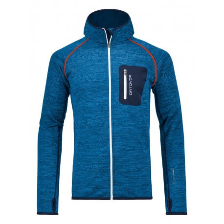 Ortovox - Fleece Melange Hoody Ms