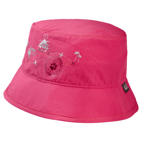 Jack Wolfskin - SUPPLEX JOURNEY HAT KIDS