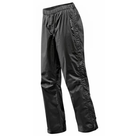 Vaude - Fluid Full-Zip Pants S/S Women's