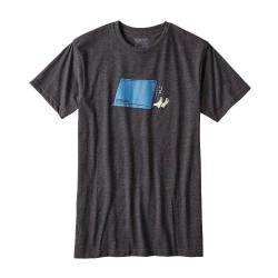 Patagonia - Napping Camper Cotton/Poly T-Shirt M's