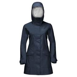 CROSSTOWN RAINCOAT WOMEN