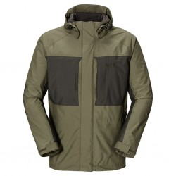 Jack Wolfskin - BROOKS RANGE JACKET MEN