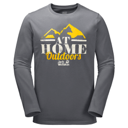 AT HOME LONGSLEEVE MEN