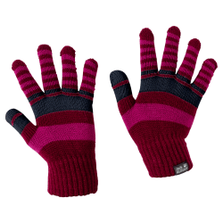 CROSS KNIT GLOVES KIDS